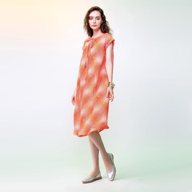 【PANGCHI 龐吉】夏日格紋綁帶洋裝(2118051/85/86)