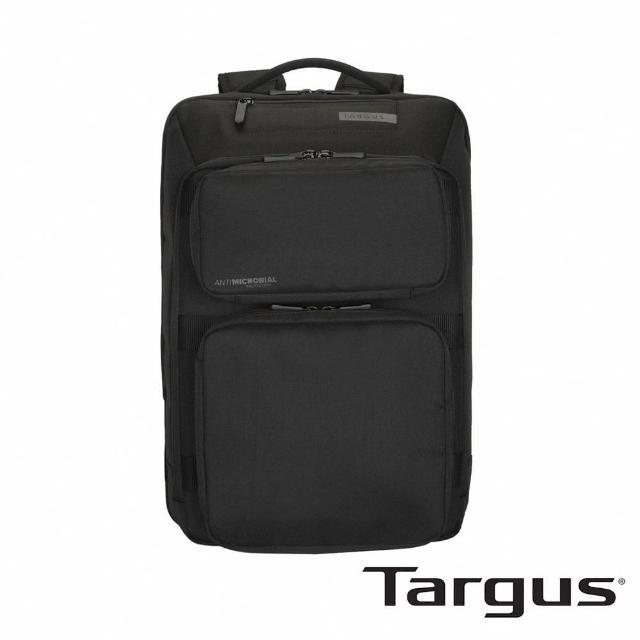 【Targus】2Office 17.3 吋抗菌後背包(電腦包)