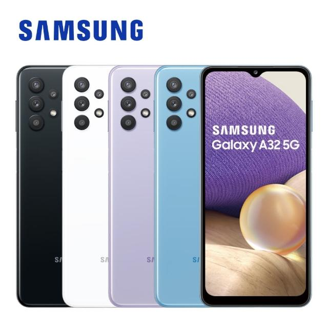 【SAMSUNG 三星】Galaxy A32 5G 智慧型手機(6G/128G)