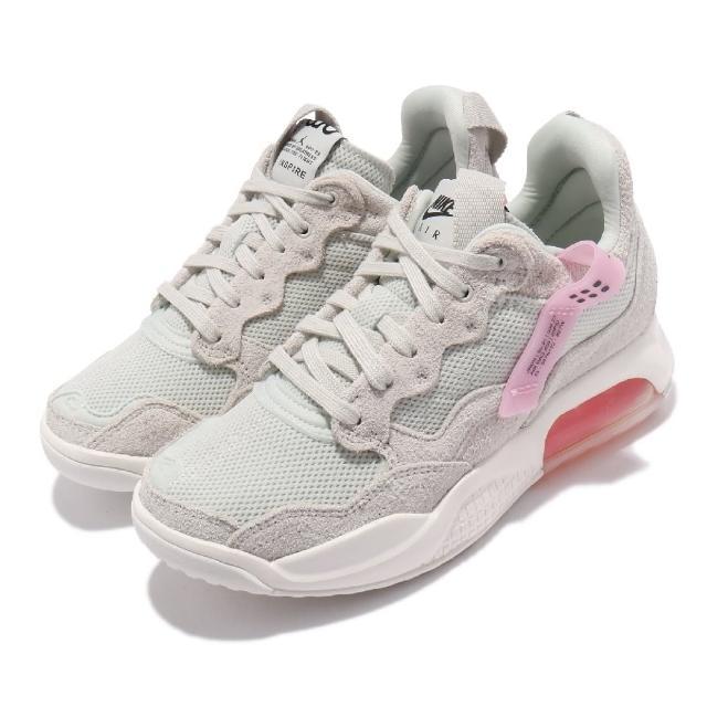 【NIKE 耐吉】休閒鞋 Jordan MA2 運動 女鞋 氣墊 舒適 避震 喬丹 球鞋 穿搭 灰 粉(CW5992-003)