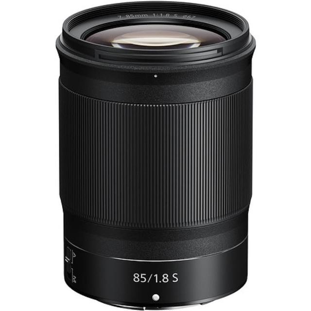 【Nikon 尼康】NIKKOR Z 85mm F1.8S 定焦鏡頭(原廠公司貨)