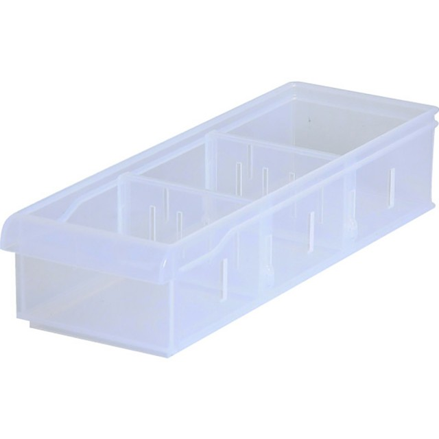 【NITORI 宜得利家居】隔板整理盒FINE LF3004(收納籃 收納盒 整理盒)