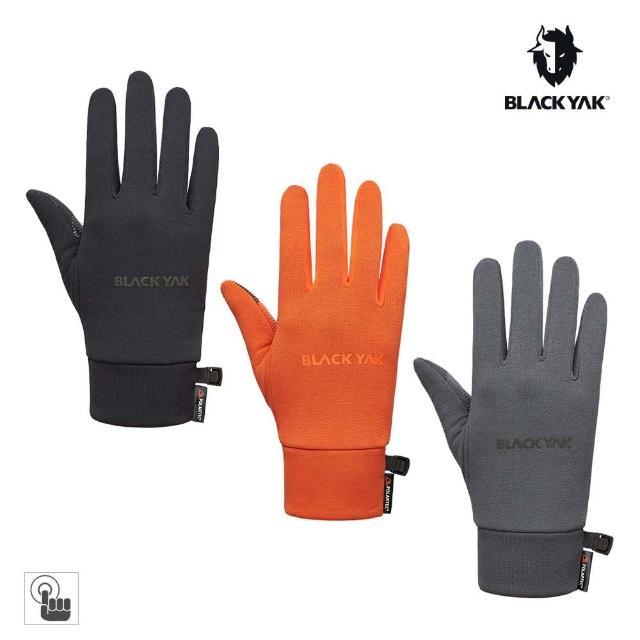 【BLACK YAK】Polartec PS保暖觸控手套[磚紅/灰/黑色]BYIA2NAN03(韓國秋冬 保暖手套 觸控手套 中性款)