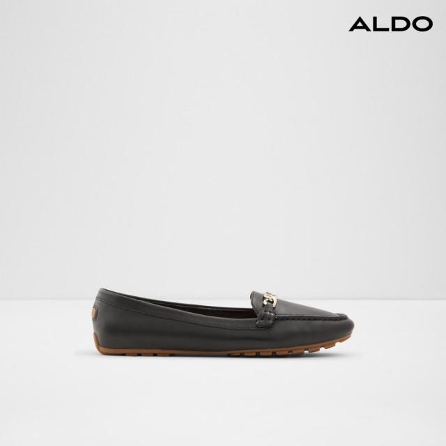 【ALDO】時尚真皮樂福鞋-女