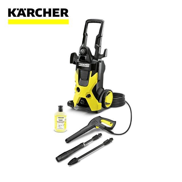 【KARCHER 凱馳】旗艦型高壓清洗機 Karcher K5 ///德國凱馳台灣公司貨///