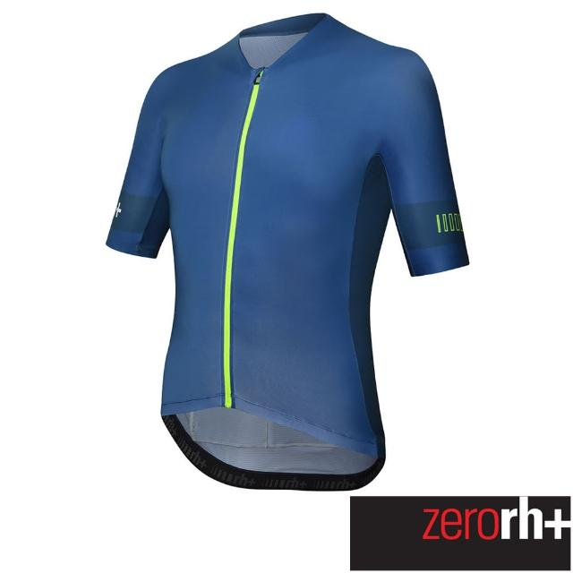 【ZeroRH+】義大利SPEED系列男仕專業自行車衣(藍色 ECU0756_872)