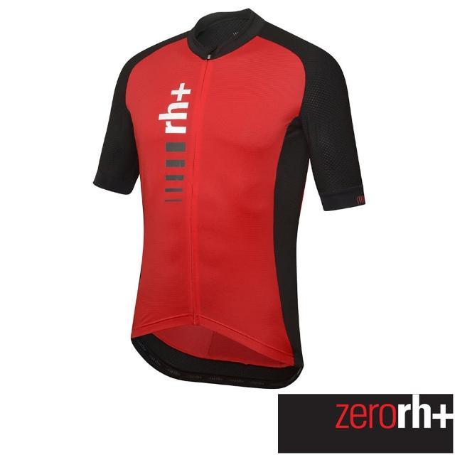 【ZeroRH+】義大利PRIMO系列男仕專業自行車衣(紅色 ECU0751_916)