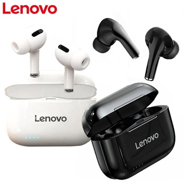 【Lenovo】真無線藍牙耳機(LP1S)