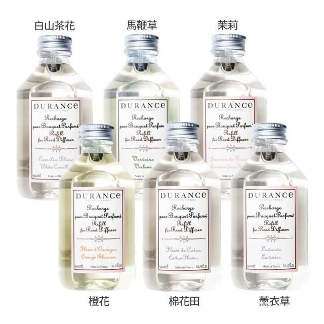 【DURANCE 朵昂思】大地擴香補充瓶 500ml-6款任選 超值增量