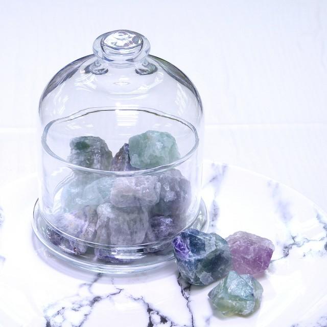 【寶峻晶石館】螢石原礦擴香瓶