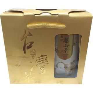 【新鮮手採茶】梨山高山烏龍茶禮盒(2罐裝x2組/特價)