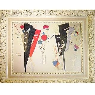 【開運陶源】康丁斯基之世界名畫橫式5