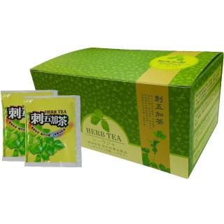 【吉安鄉農會】刺五加茶包3gx25包/盒(共3盒)