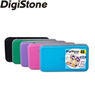 DigiStone 冰凍漢堡盒48片硬殼拉鍊收納包 X 1個