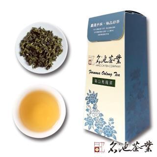 【首批春茶】名池茶業 杉林溪手採高冷烏龍茶葉(150公克X4)