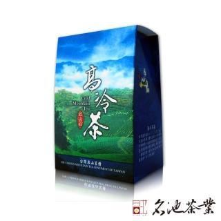 【名池茶業】杉林溪極品手採高山茶葉(150公克X4)