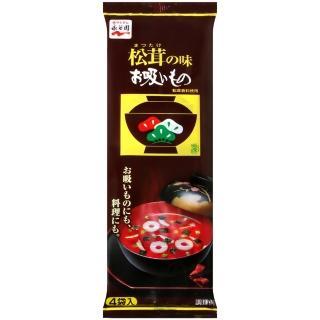 【永谷園】平袋松茸湯(4袋入)