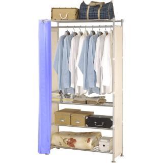 【巴塞隆納】W4型90公分衣櫥架