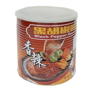 《台塑》2號黑胡椒醬800g