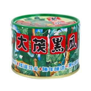 《大茂》黑瓜-鐵罐     170g