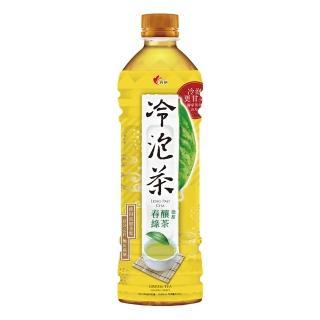 【光泉】冷泡茶-春釀綠茶585ml*24瓶