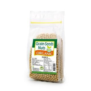 康健生機 有機黃豆(500g)