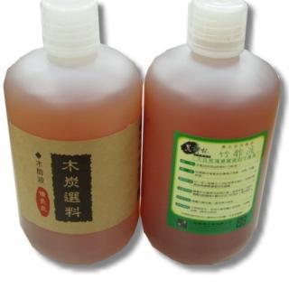 【嚴選備長炭】木酢液1000cc(3瓶特惠)