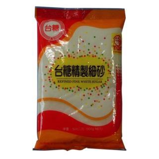 《台糖》精製細砂糖(500g)