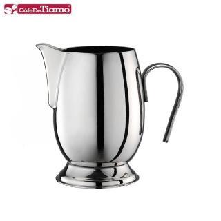Tiamo#1001不鏽鋼宮廷式拉花杯奶泡杯 470cc(HC7059)