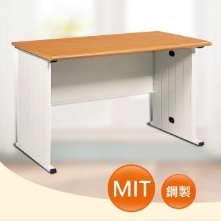 【時尚屋】STHA160CM 木紋色辦公桌(UA7-Y686-5)
