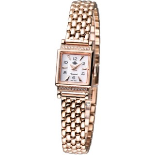 【Rosemont】諾依斯特系列 時尚錶(TRS017-05MT玫瑰金色)
