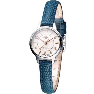 【玫瑰錶 Rosemont】骨董風玫瑰系列 時尚腕錶(TRS1-08-DBU)