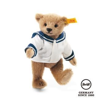 【STEIFF德國金耳釦泰迪熊】Andy Teddy Bear(收藏版_黃標)