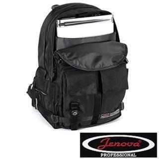 【吉尼佛 JENOVA】16000N 休閒後背式系列攝影背包/大