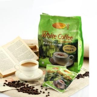【金寶-馬來西亞暢銷品牌】卡布奇諾白咖啡(25gx20小包)