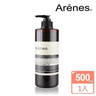 【Arenes】青柚草本沐浴露 500ml