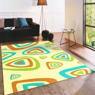 【范登伯格】奧斯汀光澤絲質感地毯-繽紛樂-共兩色(140x200cm)