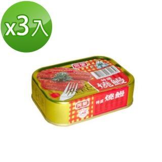 同榮燒鰻-易(100g*3)