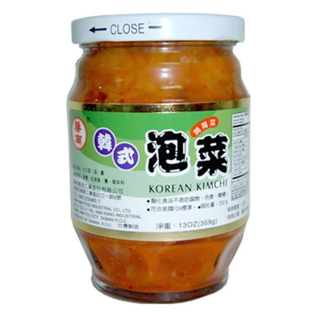 華南韓式泡菜369g(369g)