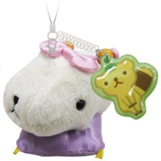 【Kapibarasan】水豚君和風小吊飾(水豚妹)