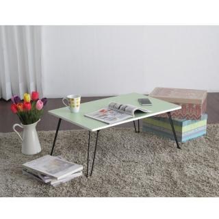 【EASY HOME】防潑水美耐皿折疊和室桌/小茶几(三色可選)