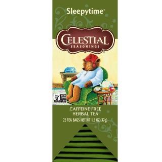 【Celestial 詩尚草本】美國原裝進口 睡前茶(25獨立包)