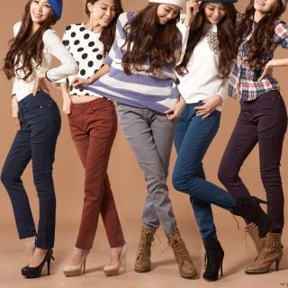 【RH】萬人詠嘆修身顯瘦牛仔褲新色上市(顯瘦細身褲全尺碼S-3L最新到貨)