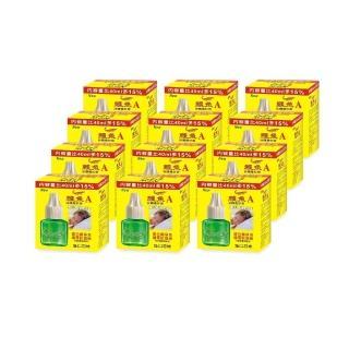 【鱷魚】液體電蚊香-A(無香料-12盒)
