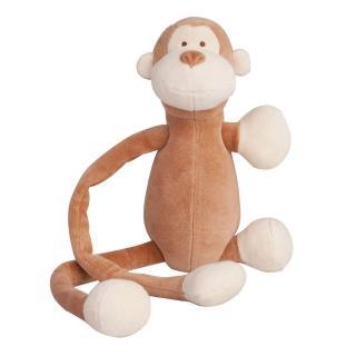 【美國miYim】有機棉瑜珈娃娃(布布小猴)