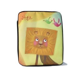 【NETSTYLER 自格包】米各說-方頭獅系列-新朋友(MeenaRL 米娜互換片)