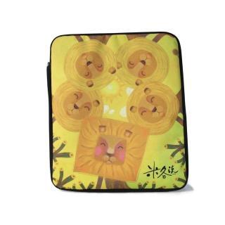 【NETSTYLER 自格包】米各說-方頭獅系列-大家加油(MeenaRL 米娜互換片)