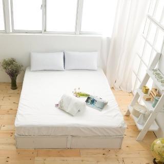 【A-nice】100%真防水信封式保潔枕套一對(只含枕頭套一對/專利認證)