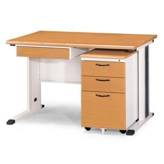 【時尚屋】DIY4尺SKH木紋辦公桌櫃組(UA8-S388-4)