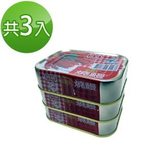 【同榮】辣味紅燒鰻(100g*3)